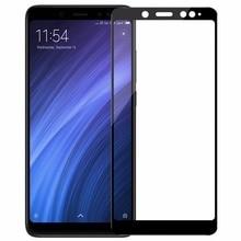 Xiaomi Redmi Note 5 Pro Prime защитное стекло Экран протектор Nillkin Удивительный CP + Nano Anti-Explosion Glass эдми Примечание 5pro