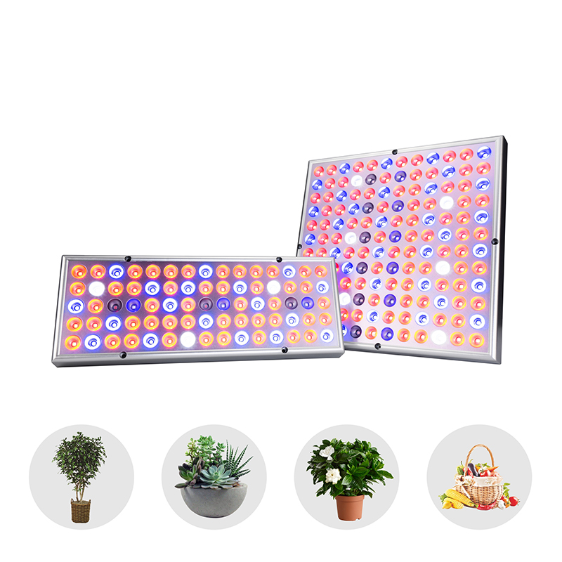 Full Spectrum LED Grow Lamp 45W 25W 85-265V 144leds 75leds Plant Grow Light UV IR For Greenhouse Indoor Plants Growth EU US Plug