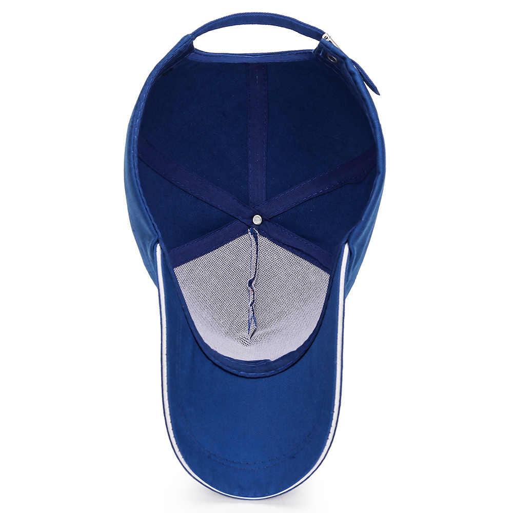 2019 新ファッションメンズベースボールキャップ女性無地湾曲した綿帽子サンバイザー帽子無地調整可能なキャップ Gorras キャップ