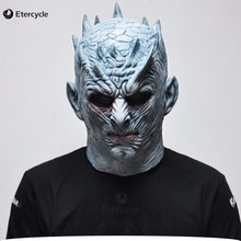 Halloween Masks Scary Skull Ghost Adult Full Head Party Mask Masquerade Cosplay Toy Gift