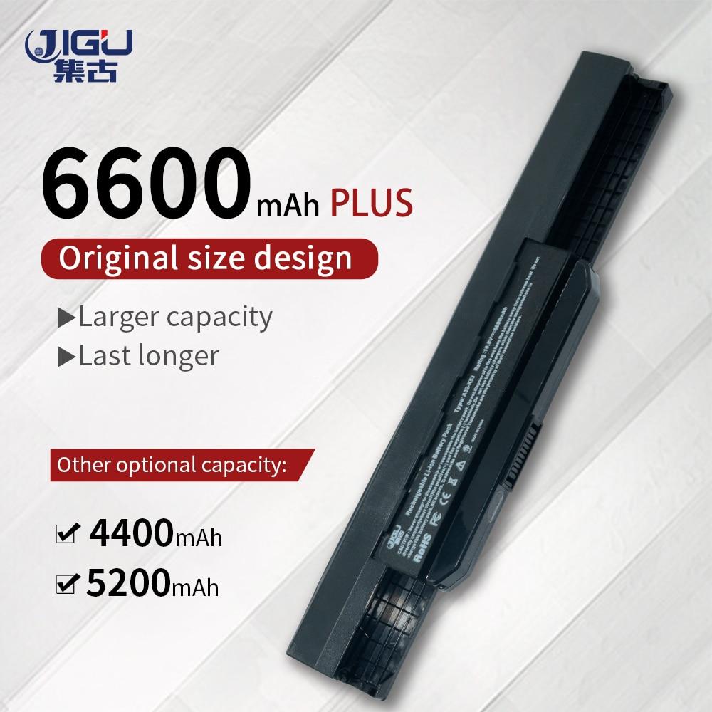 JIGU Laptop Battery FOR ASUS A32-K53 A42-K53 A43 A43TA K43T X43B A53 X43BY A53B K53 X43E A53E K53BY A53S K53E X43SA A53SC K53SJIGU Laptop Battery FOR ASUS A32-K53 A42-K53 A43 A43TA K43T X43B A53 X43BY A53B K53 X43E A53E K53BY A53S K53E X43SA A53SC K53S