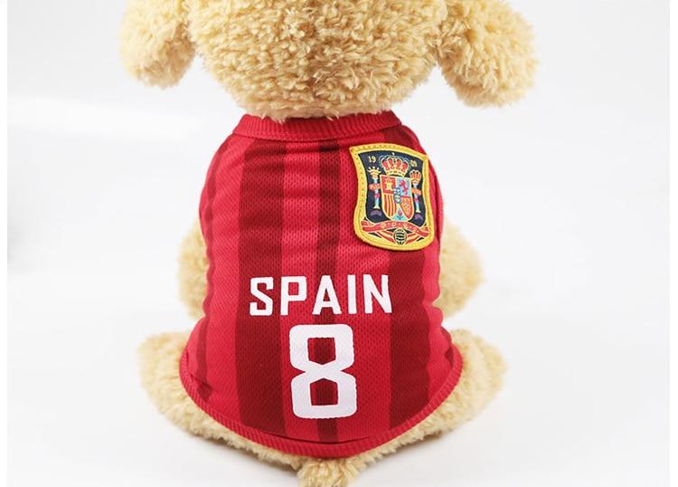 Detalle Comentarios Preguntas sobre Mascotas ropa de perro barato ... 0ca5ffd9da485