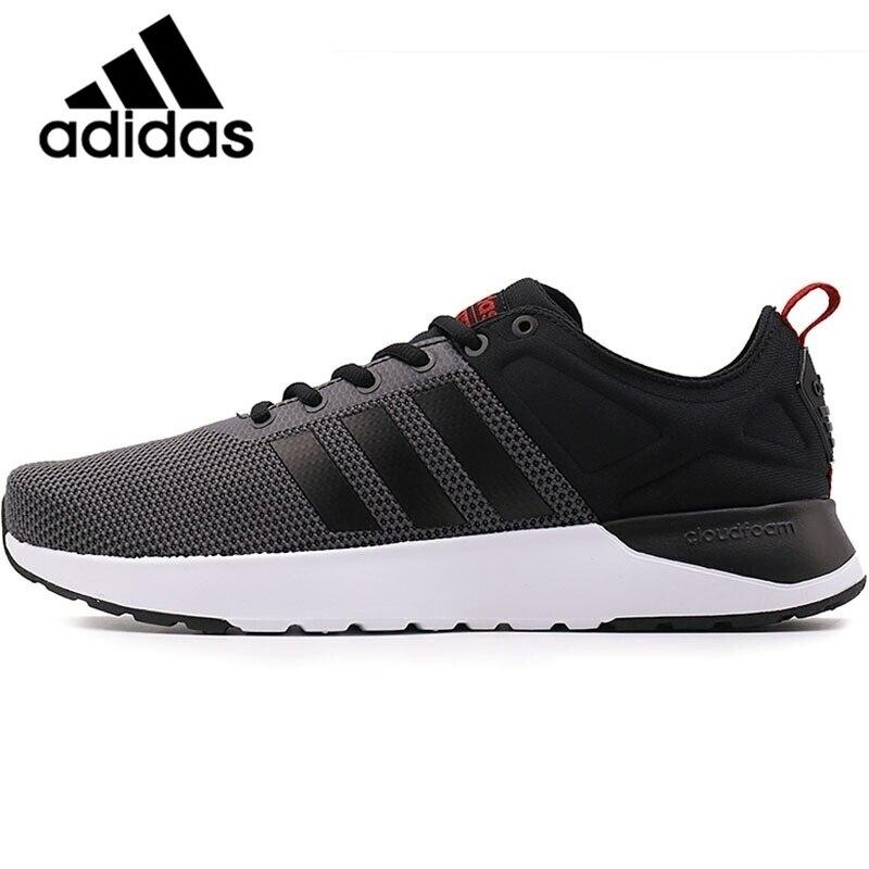 Original Adidas NEO Label SUPER RACER Thread Men's Skateboarding Shoes Sneakers Low Top Flat Leisure Breathable Outdoor Sneakers цены онлайн