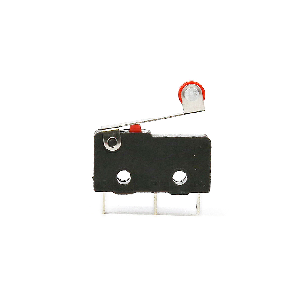 2 Pieces Kw11-3z 29mm lever curve L angle handle 5a n//c n//o limit switch C34