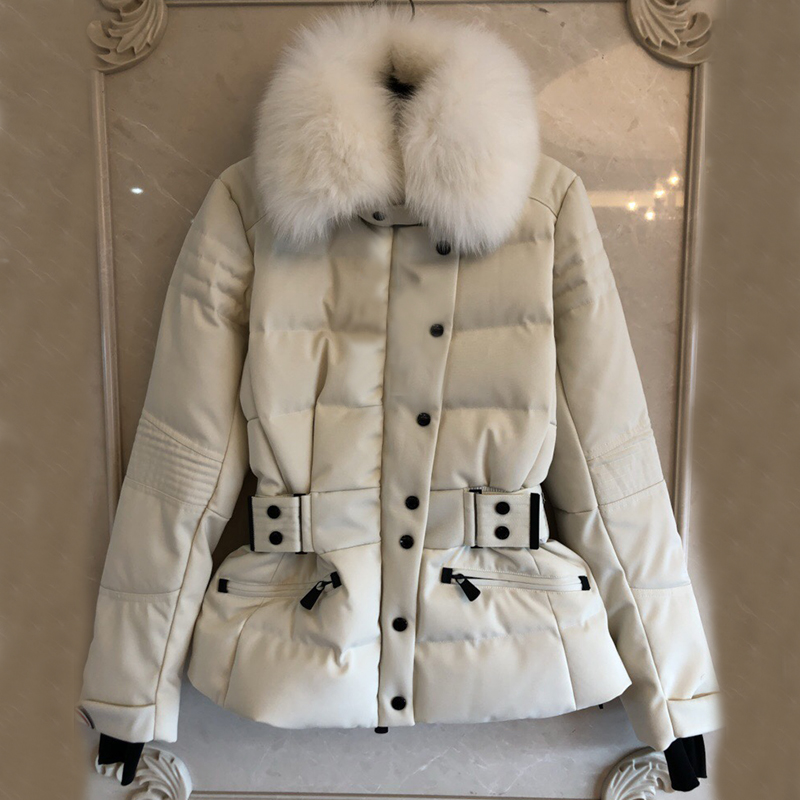 Luxury Woman Coat 2018 Elegant Winter Thick Coat Women Winter Warm Coat Female Winter Jacket Women