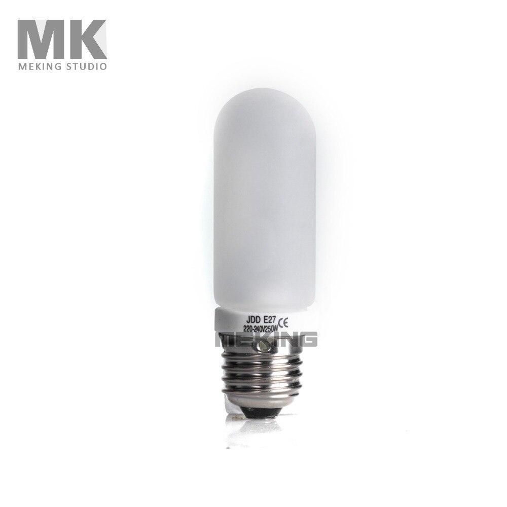 Фотовссветильник E27 моделирующая лампа 250 Вт 220 В для фотостудии стробоскоп