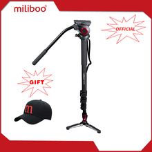 miliboo MTT705B Transportable Carbon Fiber Tripod & Monopod for ProfessionalCamera Camcorder/Video/DSLR Stand,Half Value of Manfrotto