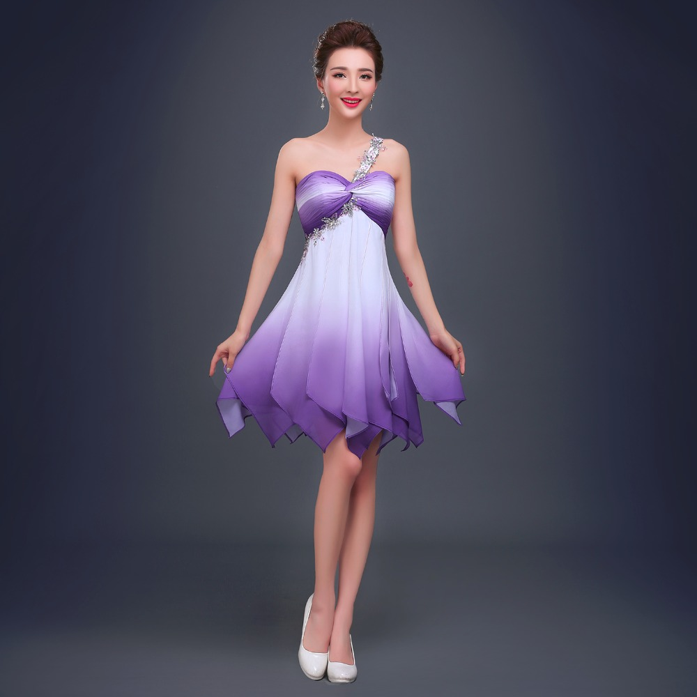 Online get cheap short purple strapless prom dresses aliexpress fascinating short purple strapless prom dress mini dresses ombrellifo Choice Image