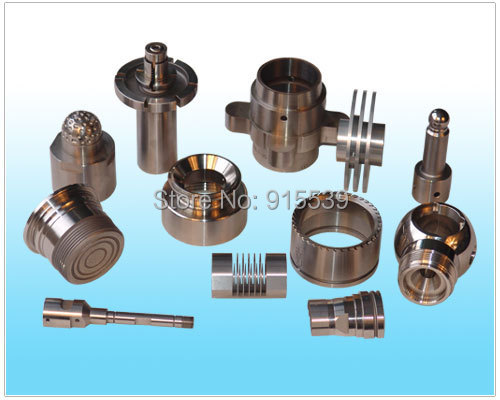 CNC Precision machining for customized parts in 2015 #36 precision stainless steel parts cnc machining