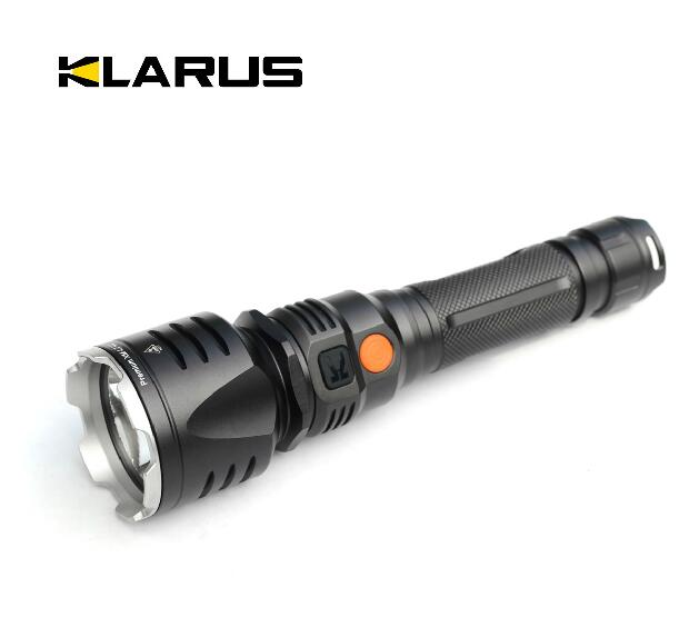 100% NEW KLARUS RS20 Cree U2 LED rechargerable Flashlight 1050 lumens Hunting Hiking Camping Search Rescue Tactical torch origial jetbeam rrt 2 cree u2 led tactical flashlight for camping hunting hiking fishing bicycle tactical torch w 18650 battery