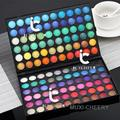 120 Colors Makeup Cosmetic Eyeshadow Powder Shimmer Matte Set Eye Shadow Warm