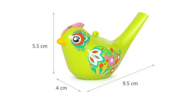 Bird Shaped Musical Instrument for Kids