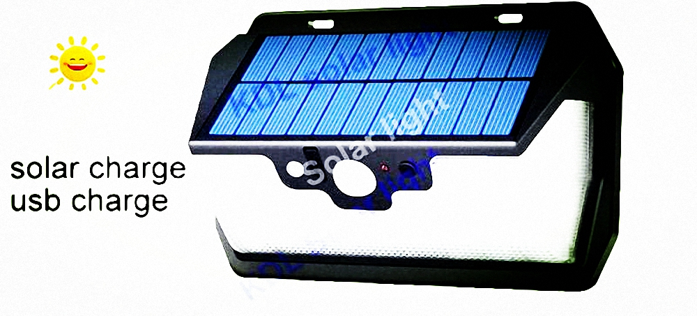 Frugal 55 Led 900lm Solar Light Remote Control Radar Smart 3 Side Lighting Strong Bright Smart Switc Cam Street Wall Lamp Yard Camp G Strengthening Sinews And Bones Solar Lamps