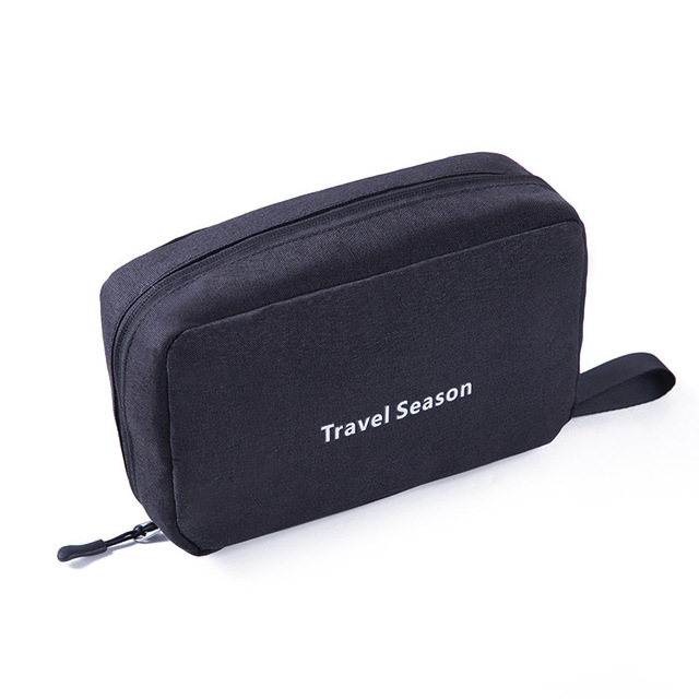 c05a775ad8fc new Canvas Travel Bag Toiletry Organizer Shaving Dopp Kit Travel Cosmetic  Bag Makeup Men Handbag Casual Zipper Wash Cases Women
