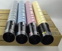 Nouvelle cartouche de Toner couleur TN216 compatible pour konica minolta Bizhub C220/280 kcmy cartouche d'imprimante de toner laser 4 pièces/ensemble