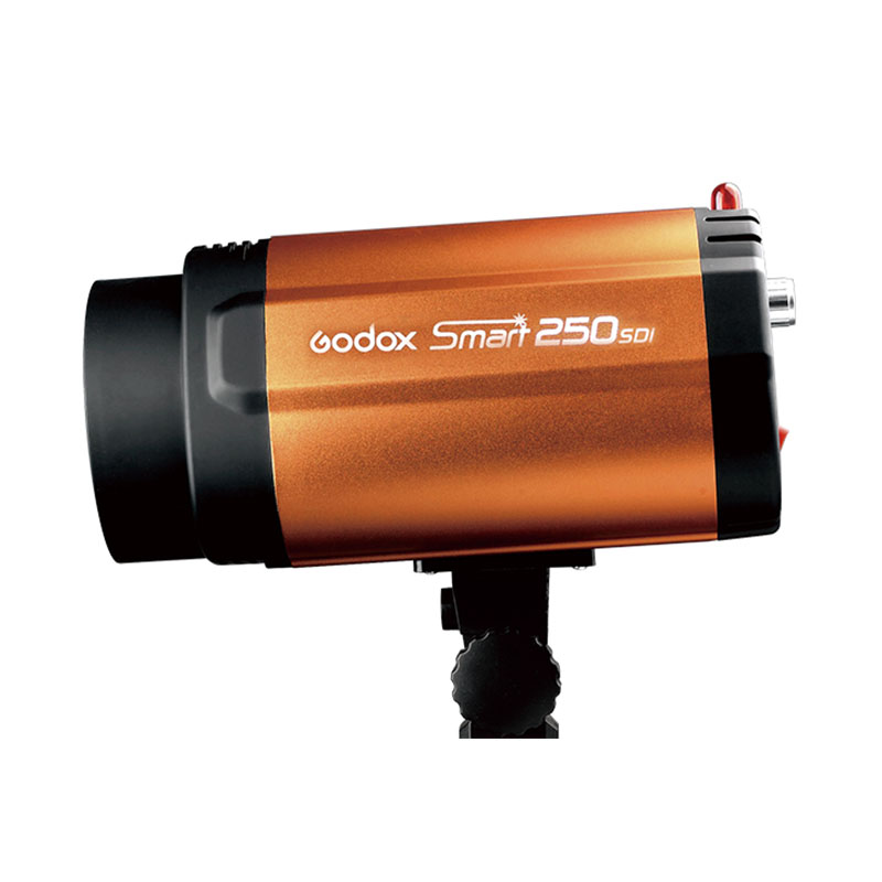 цена на Godox 250Ws Smart 250SDI Professional Photography Strobe Photo Flash Studio Light 250w Pro Photography Studio Lamp Head