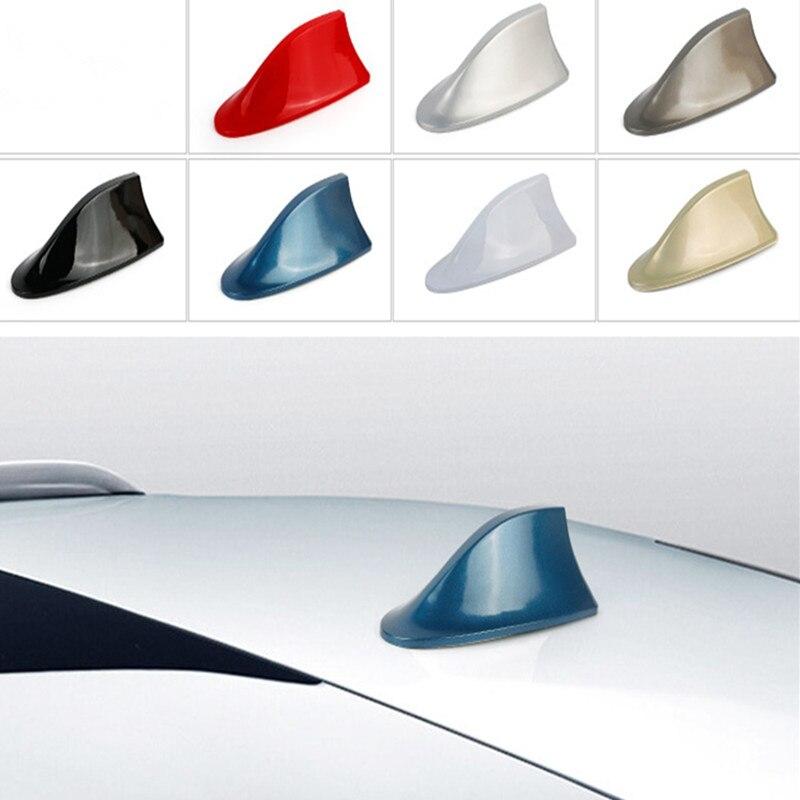 Xiaokai Antenne de Voiture Antenne Voiture for Shark Fin Citroen C2 C4 C5 C3 C4L Saxo Xsara Picasso Berlingo Accessoires pour la Voiture Color : Gray
