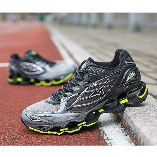 8695f59f02ba Original Mizuno Wave Prophecy 6 Professional Men Shoes Stable Sports  Running Shoes For Men 4 Colors Weightlifting Shoes
