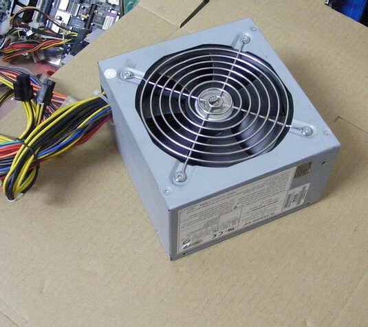 Server Power Supply For PWS-502-PQ 500W  Original 95%New Well Tested Working One Year Warranty power supply backplane board for dl580g3 dl580g4 376476 001 411795 001 original 95% new well tested working one year warranty