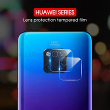 New Back Camera Lens Tempered Glass For Huawei Mate 20X 20 Pro 10 Lite For Honor 8X P Smart Plus Lens Film For Nova 2S 2i 3 3e(China)