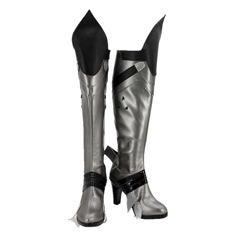 Hot Game OW Widowmaker Cosplay Boots Shoes for Halloween Christmas Custom Made