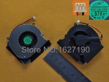 Nuevo Ventilador de refrigeración para portátil para HP COMPAQ CQ35 AB6205HX-GE3 CPU enfriador/Reemplazo de reparación del radiador