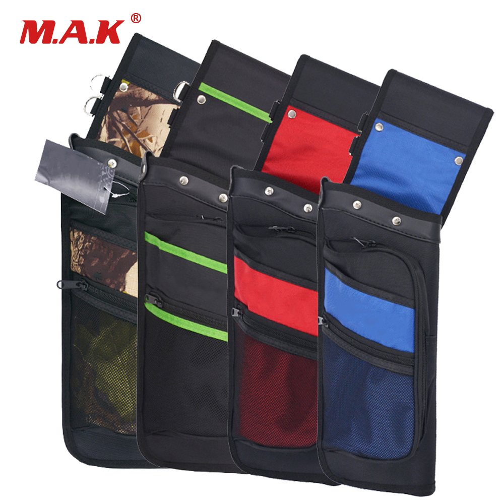 High Quality 4 Color Recurve Bow Reverse Arrow Quiver Hold Arrow Single Shoulder Quiver Bag for Archery Hunting Shooting