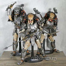 NECA AVP Alien vs Predator 1/6 schaal Litteken Predator MMS190 PVC Action Figure Collectible Model Speelgoed geschenken(China)