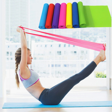 Gym Gum for Fitness  Strength Training Latex Elastic Yoga Resistance Bands Workout Crossfit Rubber Loops Sport Pilates