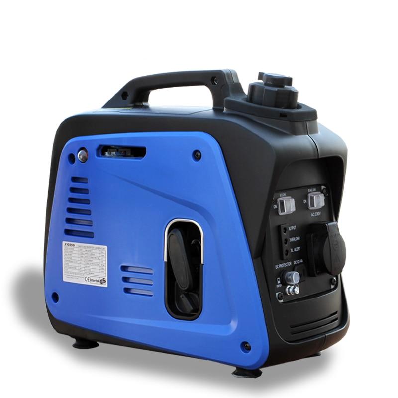 220v Portable Silent Camping Gasoline Power Inverter