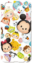2016 Tsum Tsum Cell phone Cover For iphone 5 5S SE 5C 6 6S Touch 5 6 For Samsung Galaxy J1 J3 J5 J7 A3 A5 A7 A8 Case