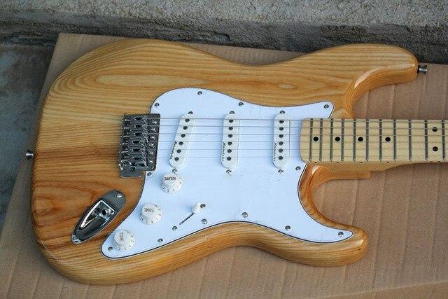 ST - Ash body, Maple Fingerboard 21 Frets