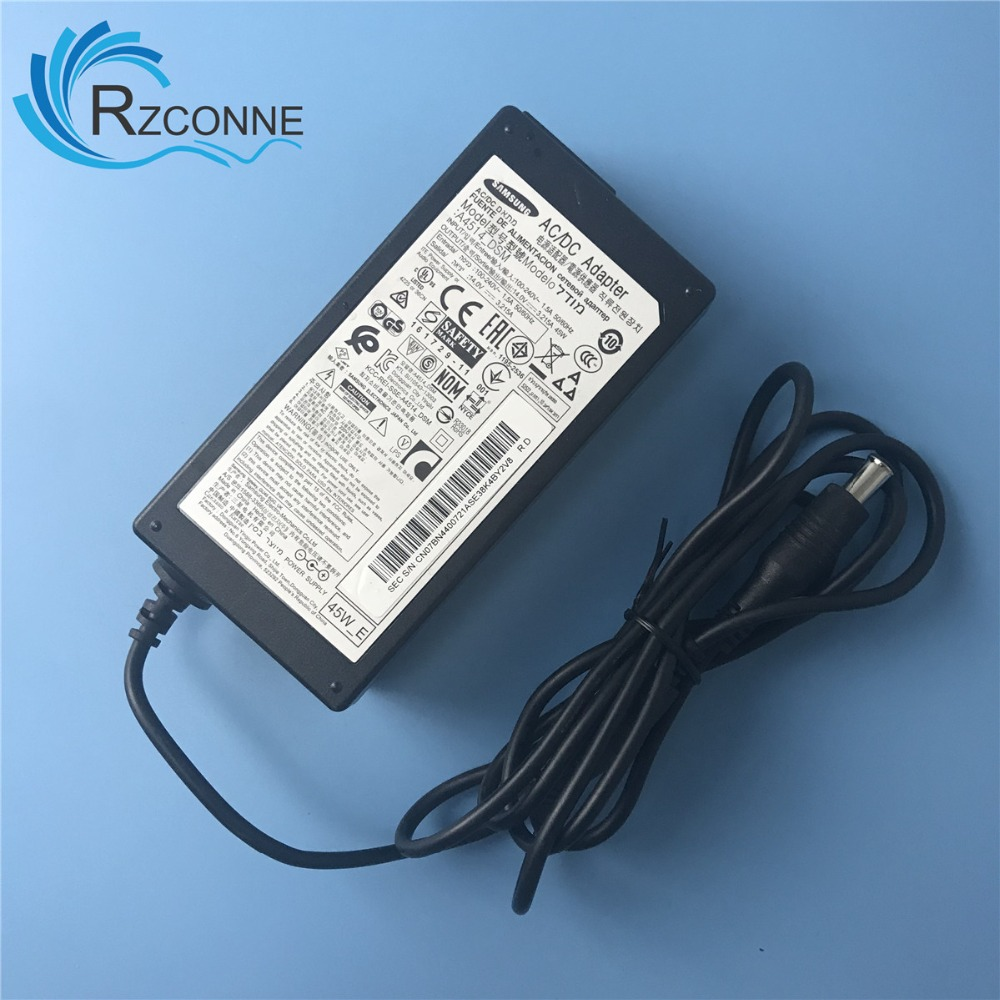 AC Adapter Power Supply Charger For Samsung A4514_DSM A4514_FPNA 14V 3.215A 45W LU28E590DS/ZA BA44-00721B U28E590D S22C300H