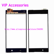 Original Touch Panel Digitizer For Sony Xperia Z5 Premium Touch Screen with logo Tracking