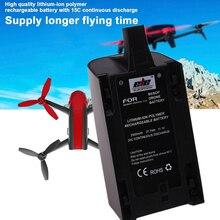 Eleoption 2500 мАч 11,1 В Замена литий-полимерный Батарея для Parrot Bebop 3,0 Drone3.0 Quadcopter Вертолет нам