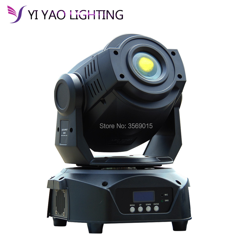 Direct Deal 90W 3 Prism LED Spot Moving Head Light Professional Standard, Dj, Stage, TV, Architectural And Theatrical Mode