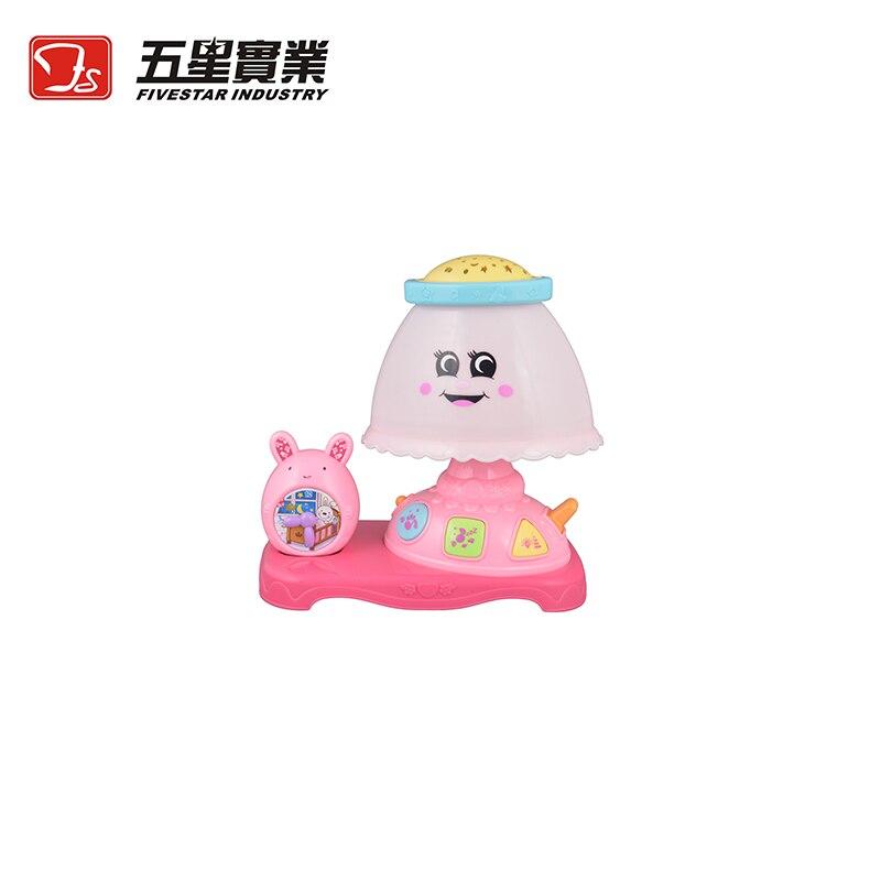 Di plastica giocattolo Proiettore torcia elettrica giocattoli luminosi lampeggiante giocattolo luce del capretto dei bambini torcia luminosa glow in the dark 13 24 mesi - 2
