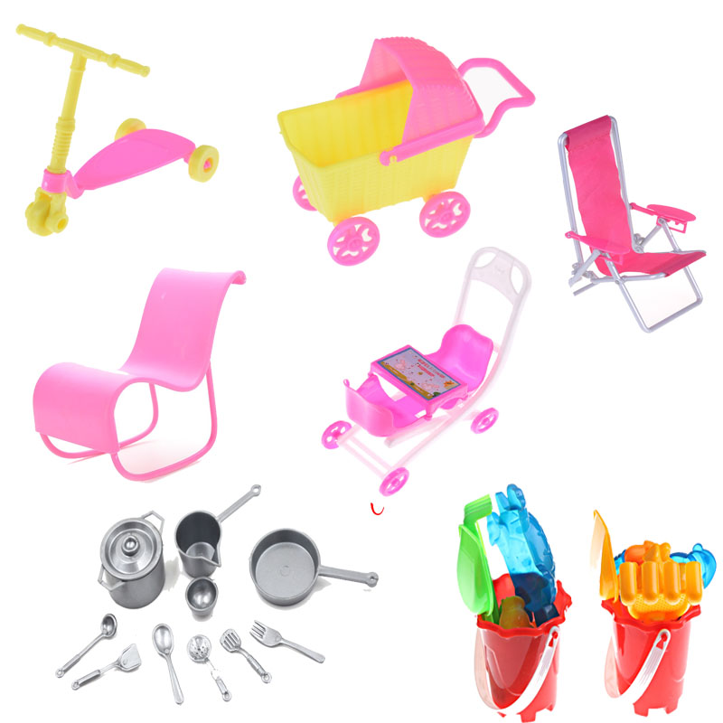 Lovely 10styles Furniture Foldable Deckchair For Lovely Miniature For Dolls House Props Foldable Deckchair Lounge Beach Chair Dollhouse To Win A High Admiration Toys & Hobbies