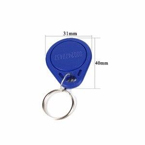 Image 2 - 10 Stuks Rfid Keyfobs 125Khz Proximity Id Token Markering Keyfobs Voor Deur Toegangscontrole