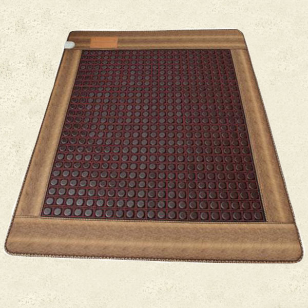 Best Mat! Natural Tourmaline Mat Tourmaline Physical Therapy Health Care Mat Tourmaline Winter Heat Cushion with Heat best selling korea natural jade heated cushion tourmaline health care germanium electric heating cushion physical therapy mat