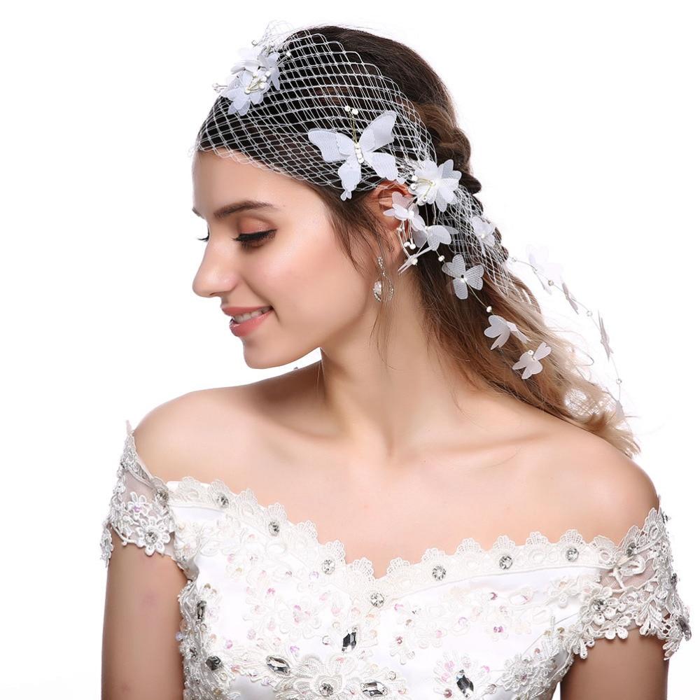 Wedding Hairstyles Headband: MISM Wedding Headbands Bridal Ornaments Beautiful Headband