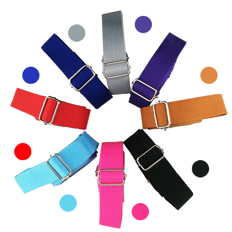 3M 8 Color ballet lacing belt Soft opening pull tension belt trainer Yoga stretch belt F in Yoga Belts from Sports Entertainment