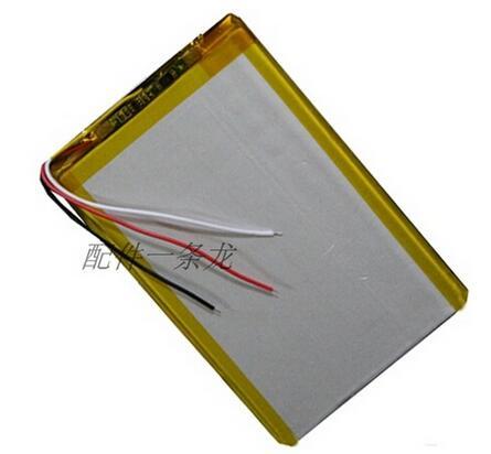 New 3 Wires 3562112 For Wexler Ultima 7 Octa Wexler Ultima 7 Inner 3400mah Battery Exchange