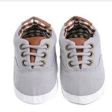 100524 детская обувь мода малыша младенцев обувь bebek для маленьких мальчиков обувь первые ходоки парусиновые кроссовки