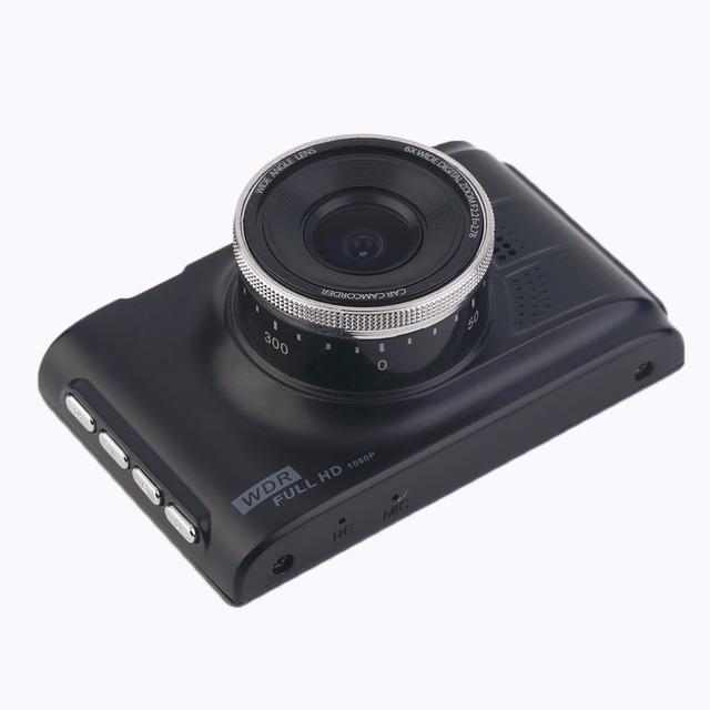3 Pulgadas Profesional Cámara HD Que Conduce el Registrador 170 Grados de Amplio Ángulo de Visión Nocturna Cámara Del Coche Portable de la Videocámara DVR
