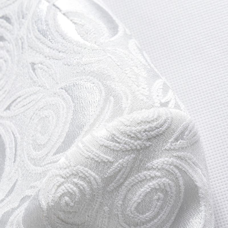 2018 Blazer Slim Fit Masculino Abiti Uomo Botton Wedding Prom Blazers Single button White For Men Stylish Suit Jacket 4XL EM061 3
