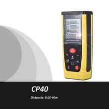 Buy Trena Metro laser, Medidor Distancia Laser,0.05-40m, Medidor volumen laser,telemetro,range finder, Cinta Metrica, CP40