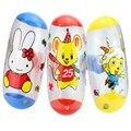 Dibujos animados inflables martillos agitador chocalhos montessori juguetes para bebés 0-12 meses para niños sonajeros para bebes bebé sonajero juguete