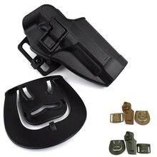 Beretta M9 92 96 Belt Holster Tactical Pistol Gun Case Hand Accessories Military Army Police Waist