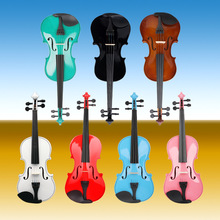 Light Violin 4 4 Musical Instruments Foreign Trade Violin Musical Instruments